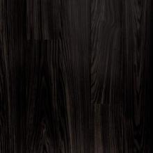 Чёрный ламинат